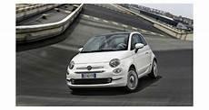 Nouvelle Fiat 500 Tous Les Prix Du Catalogue Autonews