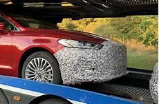 ford mondeo facelift 2019 2019 ford mondeo facelift spotted in the uk autocar
