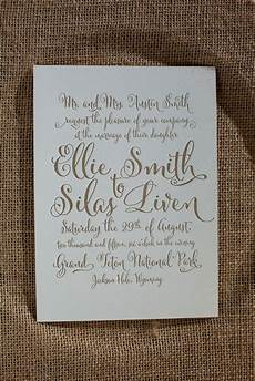 thermography wedding invitations affordable beautiful affordable letterpress wedding invitations