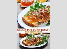 seasoning for pork roast in crock pot