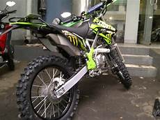 Variasi Motor Klx by Kumpulan Modifikasi Motor Matic Bandung Terbaru Pojok