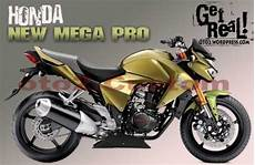 Modifikasi Megapro 2011 by Motor Cycle Modifikasi Yamaha Byson Vs New Mega Pro