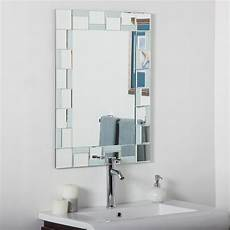 decor wonderland quebec modern bathroom mirror lowe s canada