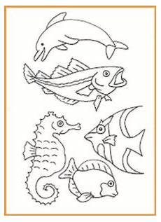 Malvorlagen Meerestiere Kostenlos 33 Gallery Of Ausmalbild Fische Zum Ausdrucken Kostenlos