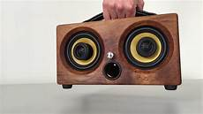 thodio ibox mini best crafted portable wooden