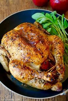 apple and roast chicken just a taste