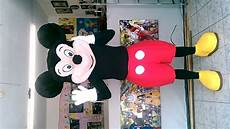 botarga mickey mouse