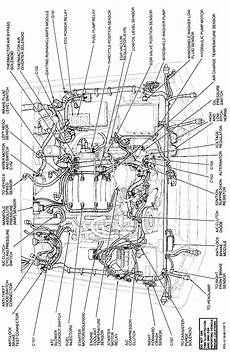 1989 ford ltd crown fuse box diagram 1989 crown vic wagon where is the eec iv relay and fuel relay located looks like two