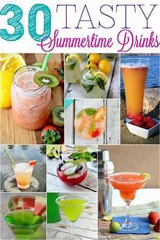 30 summer drink recipes