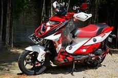 X Ride 125 Modif Trail by Yamaha X Ride 2013 Trail Aspal Perkotaan