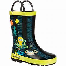 kamik kids octopus rainboots boots shoes shop the exchange