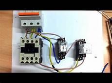 rangkaian sederhana pengaman alat listrik 3 phase youtube