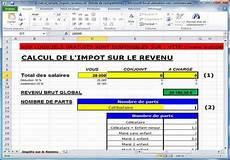 calcul impot simulation t 233 l 233 charger calcul simplifi 233 de l impot sur le revenu pour windows
