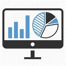 analytics charts monitoring report sales screen statistics icon