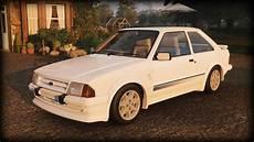Forza Horizon 4 1986 Ford Rs Turbo
