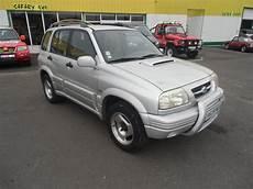 4x4 suzuki vitara occasion voiture suzuki grand vitara 2 0 td luxe 4x4 occasion