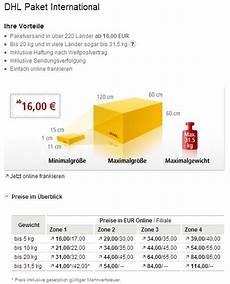 paketversand kosten abmessungen e36 talk