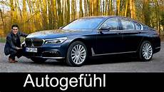 Bmw 7 Series 7er Review Test Driven 740i All New Neu