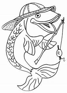 malvorlagen zum ausmalen ausmalbilder fische gratis 3