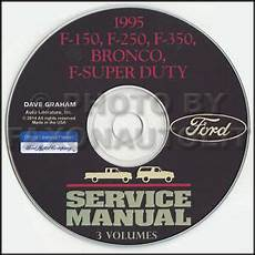 old car owners manuals 1995 ford f350 free book repair manuals 1995 ford truck shop manual cd f150 f250 f350 pickup super duty bronco service ebay