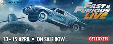 Fast Furious Live - fast and furious live manchester arena