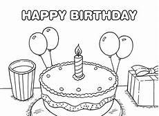 happy birthday malvorlagen kostenlos zum ausdrucken