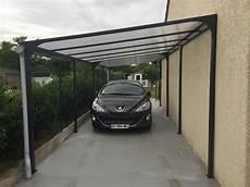 carport alu leroy merlin 31399 carport aluminium 1 voiture h 234 x l 300 x p 500 cm 15 m2 leroy merlin