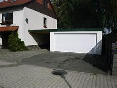 Carport Zwischen Haus Und Garage - garagen carport kombination als fertiggarage
