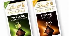 chocolat sans gluten lindt tablettes chocolat lindt le monde des boulangers