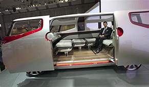 In Photos The Wackiest Concept Cars At Tokyo Motor