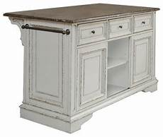Furniture Quality Kitchen Islands by Liberty Magnolia Manor Kitchen Island With Granite
