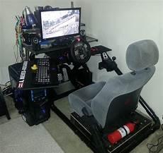 my sim racing rig complete evga forums