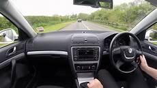 Skoda Octavia Drive - skoda octavia test drive