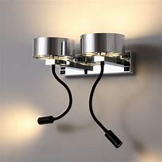 lwa299a bed headboard ls polished chrome bedroom lighting