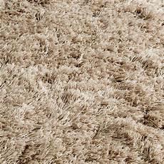 tapis 224 poils longs beige 140x200 inuit maisons du monde
