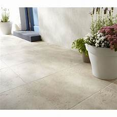 castorama dalle terrasse carrelage terrasse beige 45 5 x 45 5 abbaye york