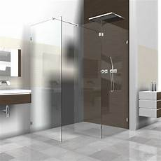 Duschwand Glas Walk In - walk in dusche sanit 228 r und armaturen einebinsenweisheit