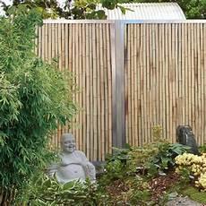 Bambusrohre Bambus Und Granit F 252 R Haus Und Garten