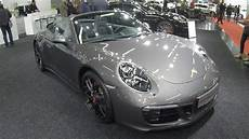 achat porsche 911 porsche 911 4 gts cabriolet ii 991 facelift 991 2