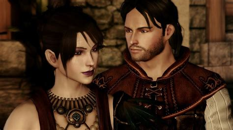 Dragon Age Origins Morrigan Romance