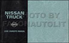 online car repair manuals free 1995 nissan maxima electronic throttle control 1995 nissan pickup truck owner s manual original d21 model
