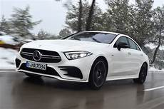 new mercedes amg cls 53 2018 review auto express