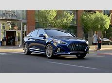 2019 Hyundai Sonata 2.0T Lakeside Blue (US Spec)   YouTube