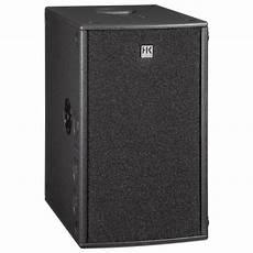 caisson de basse actif ou passif hk audio pro210s caisson basse passif 2 x 10 quot achat enceinte passive hk audio vente acheter