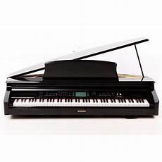 suzuki electronic pianos used suzuki mdg200 micro grand digital piano black 888365150789