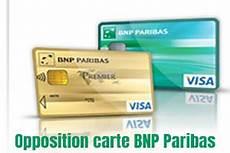 Opposition Carte Bancaire Pnb Paribas En Cas De Perte Ou