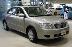 File 2004 Toyota Corolla Japanese Spec 01 Jpg