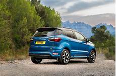 Baby Ford Ecosport Receives Some Mid Car Magazine