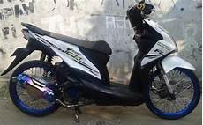 Modifikasi Beat 2019 by 2019 Modifikasi Motor Beat Paling Keren Terbaru Di Indonesia