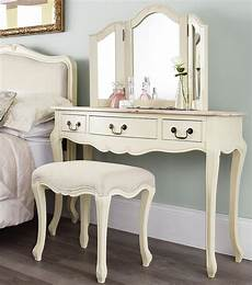 Shabby Chic Chagne Dressing Table